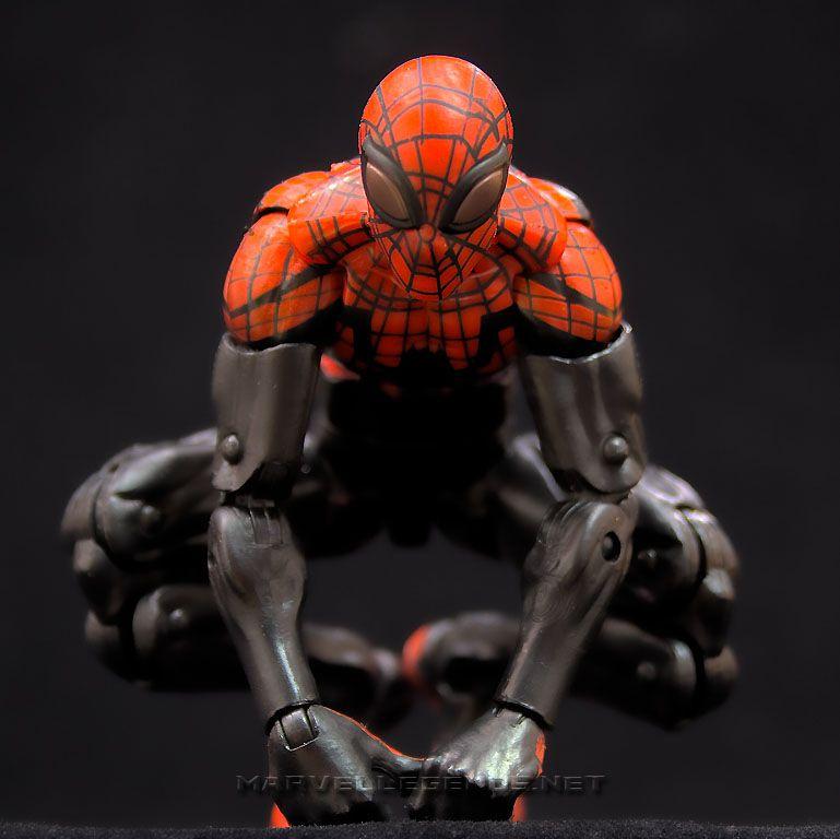 [Hasbro][Tópico Oficial] Marvel Legends | Infinite Series: Homem-Aranha & Capitão América DocOck05