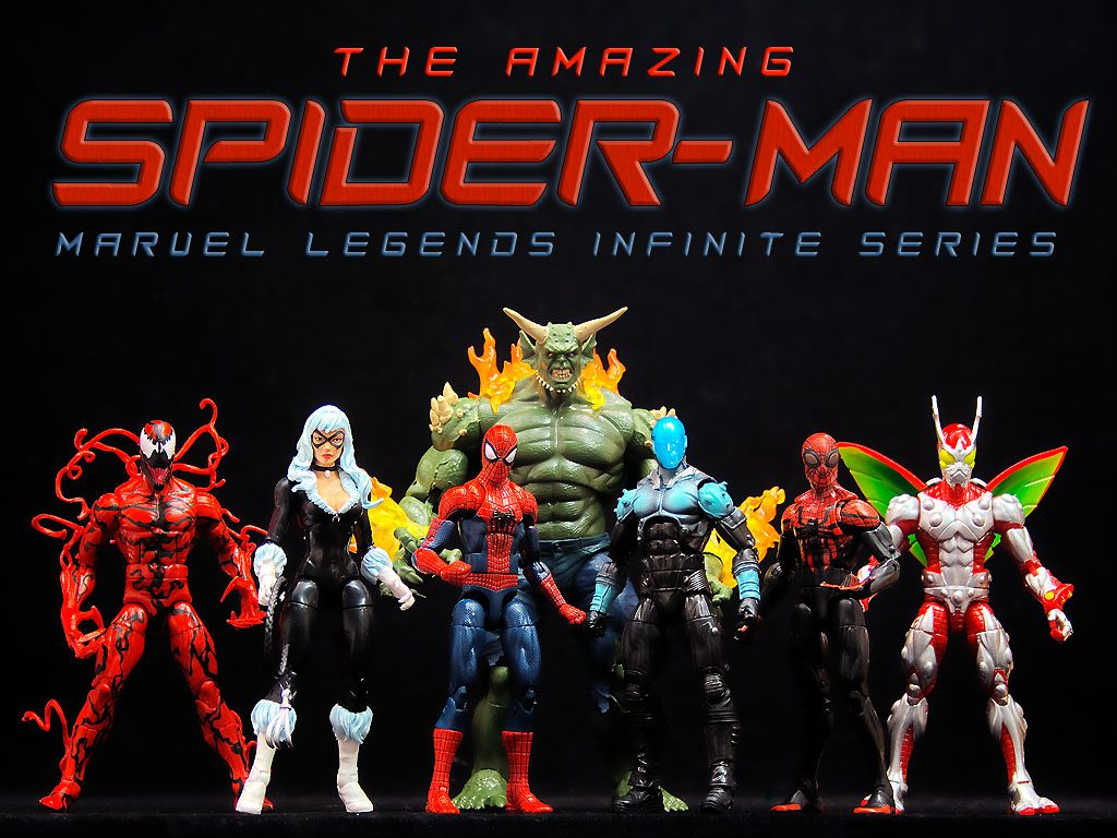 [Hasbro][Tópico Oficial] Marvel Legends | Infinite Series: Homem-Aranha & Capitão América InfiniteSpiderMan