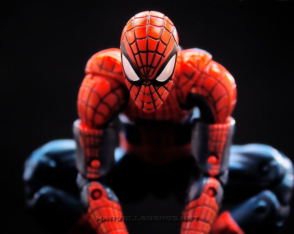 [Hasbro][Tópico Oficial] Marvel Legends | Infinite Series: Homem-Aranha & Capitão América SpiderMan09