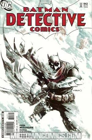 BATMAN BLACK & WHITE #30 : DUSTIN NGUYEN Detective