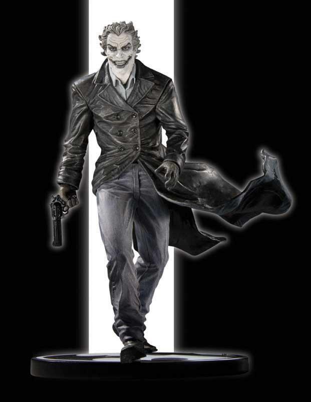 BATMAN BLACK & WHITE VILLAINS #05 : JOKER / LEE BERMEJO Joker