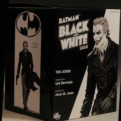 BATMAN BLACK & WHITE VILLAINS #05 : JOKER / LEE BERMEJO Review_bwleejoker_2
