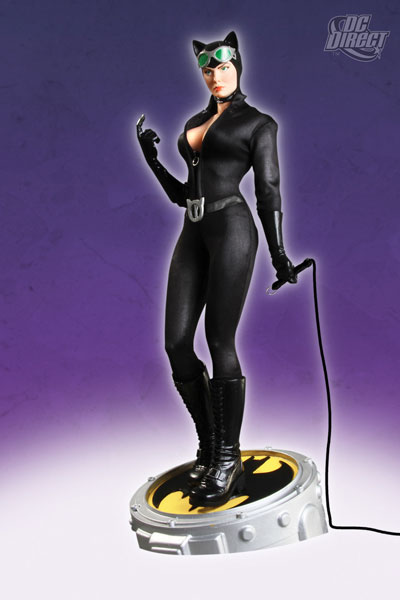 CATWOMAN 1:4 SCALE MUSEUM QUALITY Statue  19011_a_full