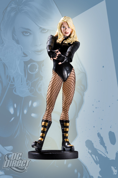 COVER GIRL OF THE DC UNIVERSE : BLACK CANARY 11976_a_full