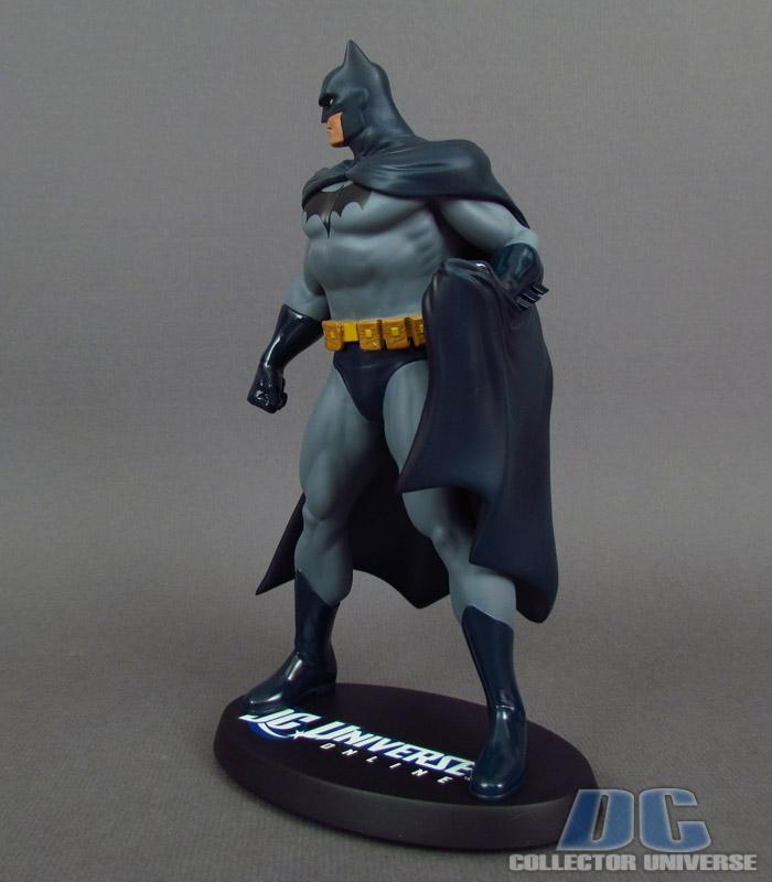 DC UNIVERSE ONLINE STATUE: BATMAN Dc-universe-online-batman-02