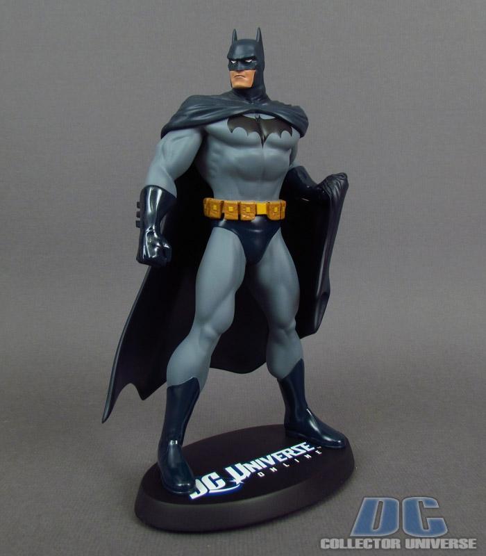 DC UNIVERSE ONLINE STATUE: BATMAN Dc-universe-online-batman-08