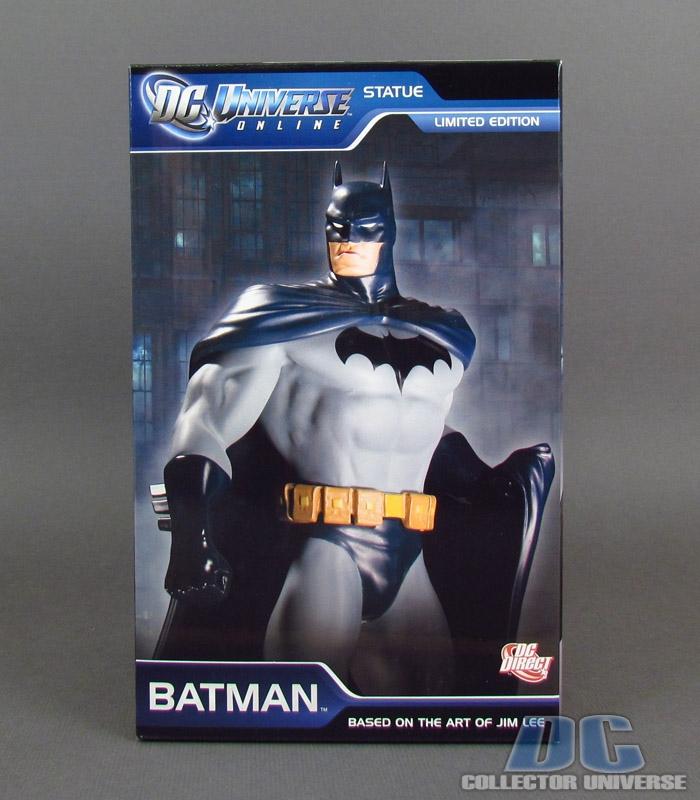 DC UNIVERSE ONLINE STATUE: BATMAN Dc-universe-online-batman-12