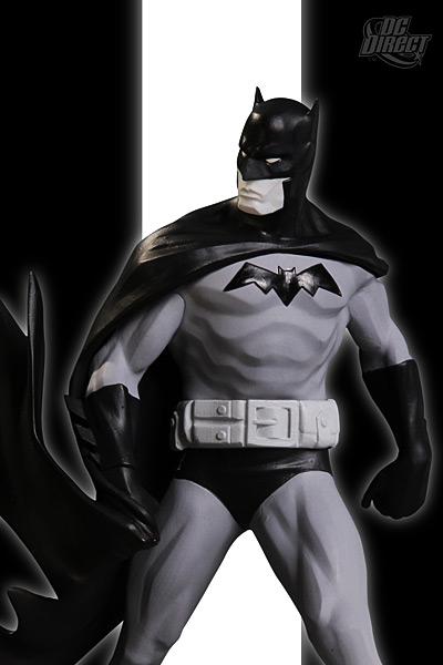 BATMAN BLACK & WHITE #30 : DUSTIN NGUYEN 16392_b_full