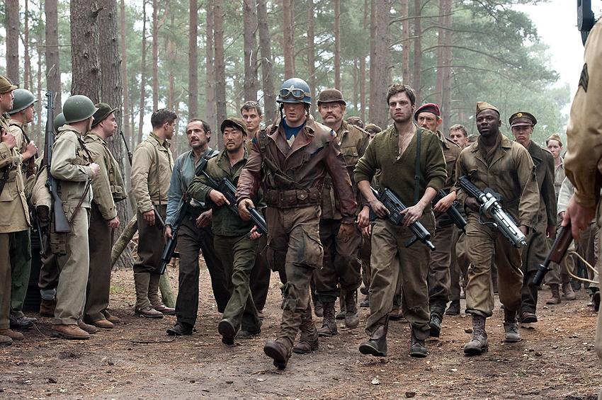 2011 - CAPTAIN AMERICA FIRST AVENGER  Captain_America_First_Avenger_film_2011___1q_