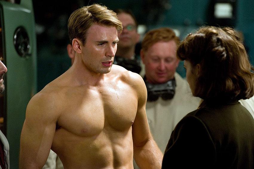 2011 - CAPTAIN AMERICA FIRST AVENGER  Captain_America_First_Avenger_film_2011___3_