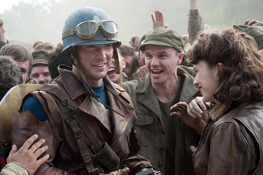 2011 - CAPTAIN AMERICA FIRST AVENGER  Captain_America_First_Avenger_film_2011___4_