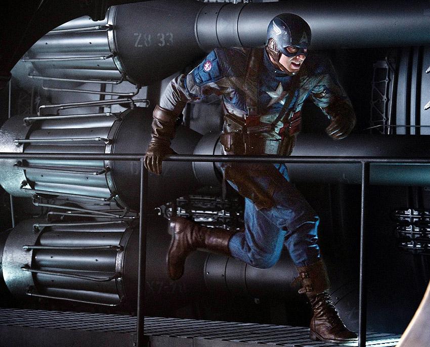2011 - CAPTAIN AMERICA FIRST AVENGER  Captain_America_First_Avenger_film_2011___5_