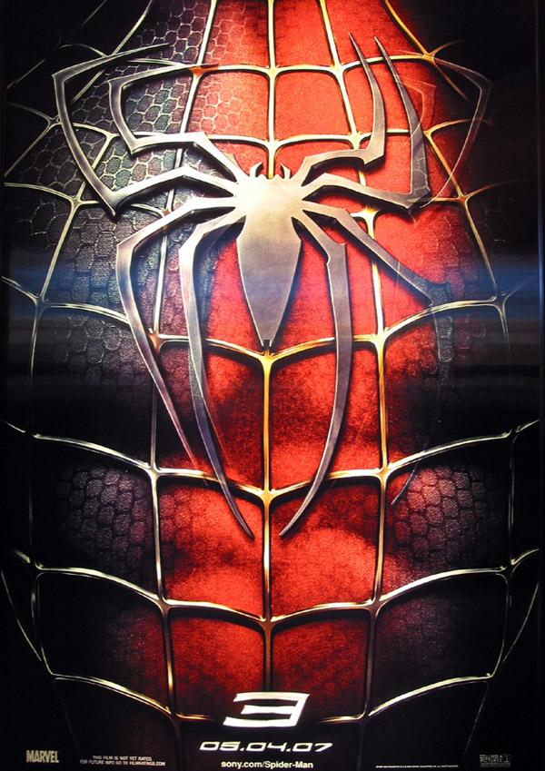 2007 - SPIDER-MAN 3  (Sam Raimi) Spiderman_3___1_