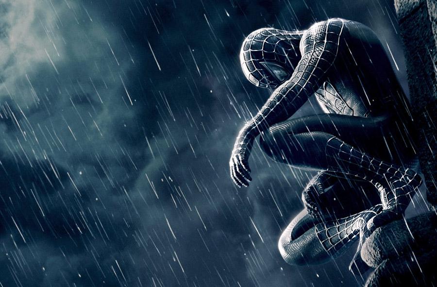 2007 - SPIDER-MAN 3  (Sam Raimi) Spiderman_3___9_