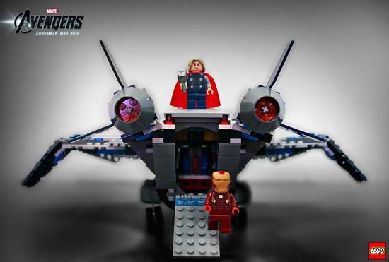 LEGO : MARVEL Avengers_21