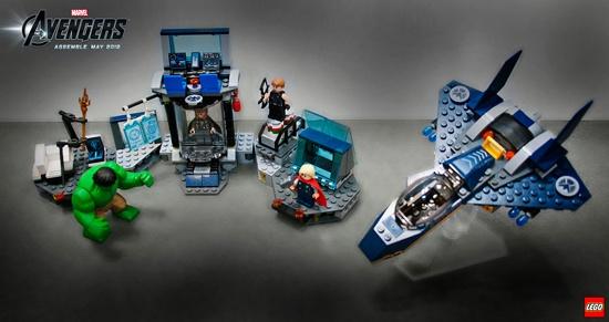 LEGO : MARVEL Avengers_22