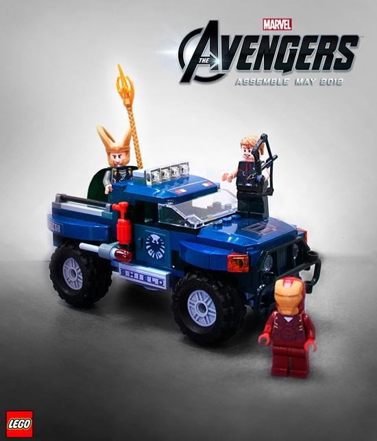 LEGO : MARVEL Avengers_23