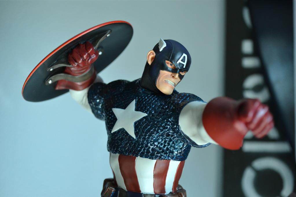 "CAPTAIN AMERICA ""Action"" Bowen_Action_CapAmerica_10"