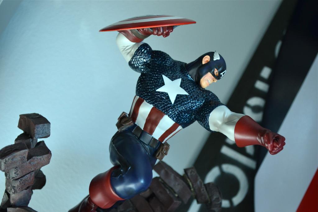 "CAPTAIN AMERICA ""Action"" Bowen_Action_CapAmerica_3"