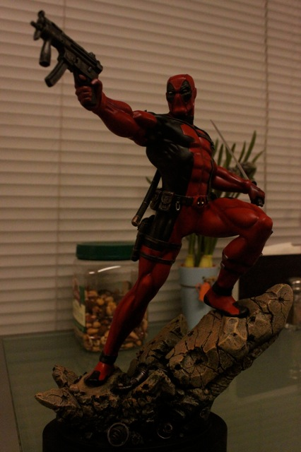 "DEADPOOL ""action"" Bowen_Deadpool_action_60"