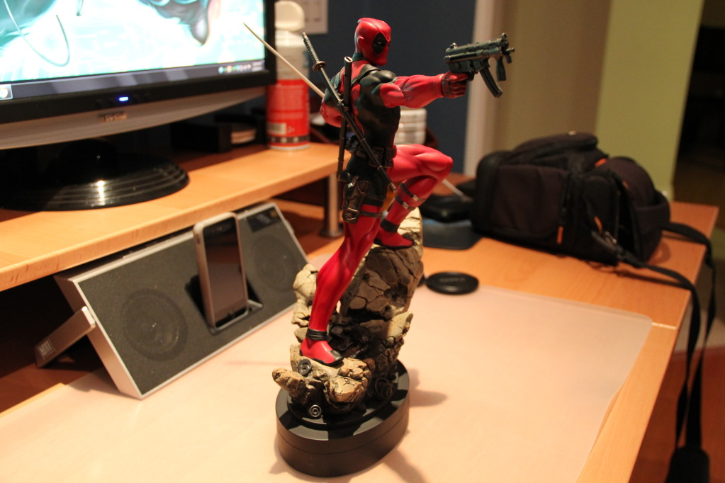 "DEADPOOL ""action"" Bowen_Deadpool_action_70"
