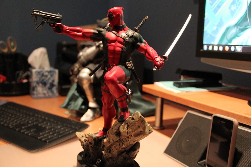 "DEADPOOL ""action"" Bowen_Deadpool_action_72"