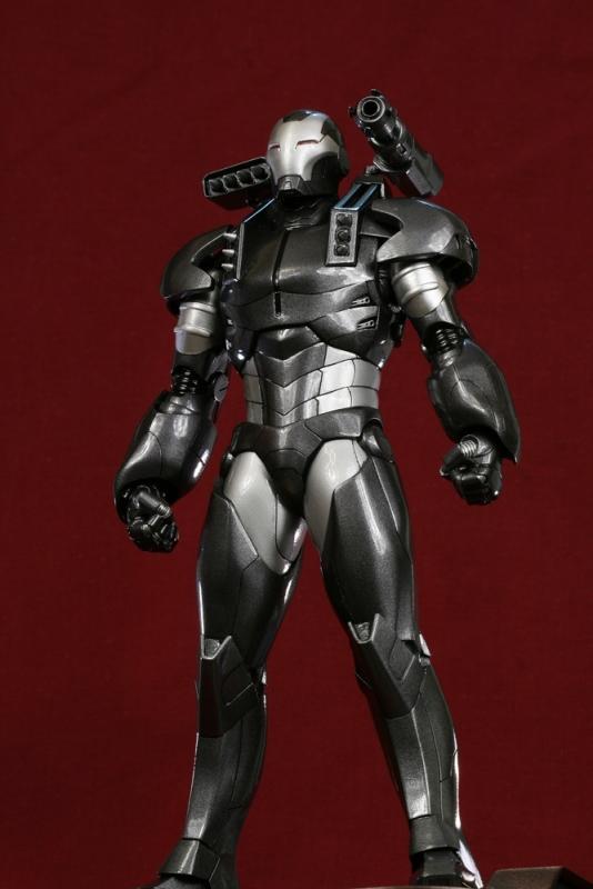 """Statue WAR-MACHINE """"modern"""" WarMachine_Bowen_2"""