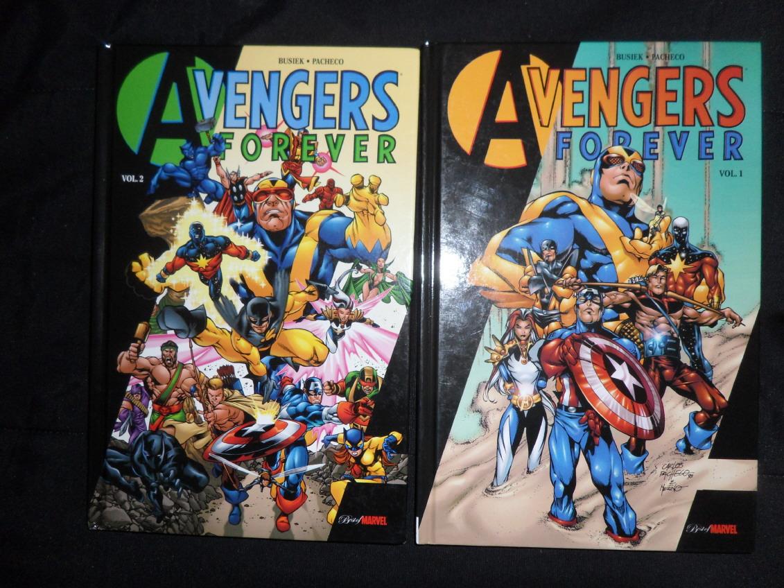 GREEN GALLERY Avengers_forever