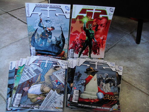 GREEN GALLERY Comics_de_la_serie_crisis_52_DC_green_lantern