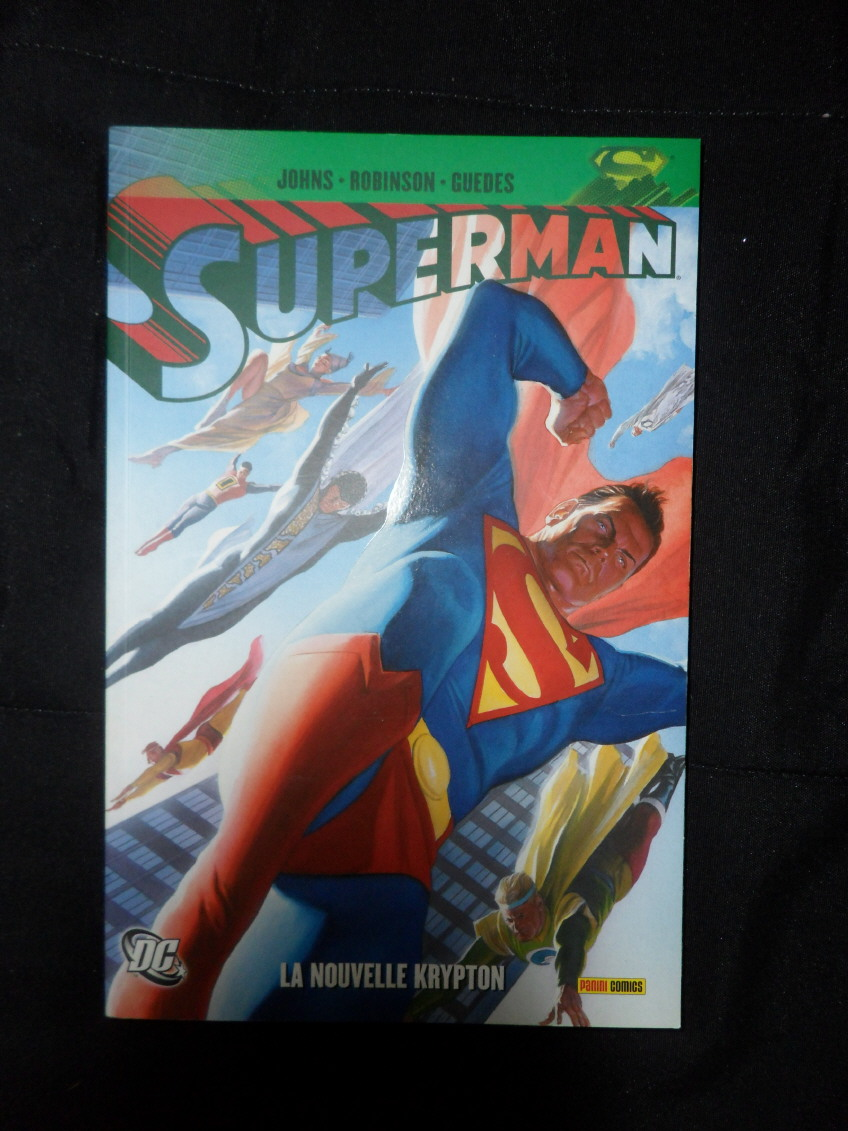 GREEN GALLERY Superman_dc