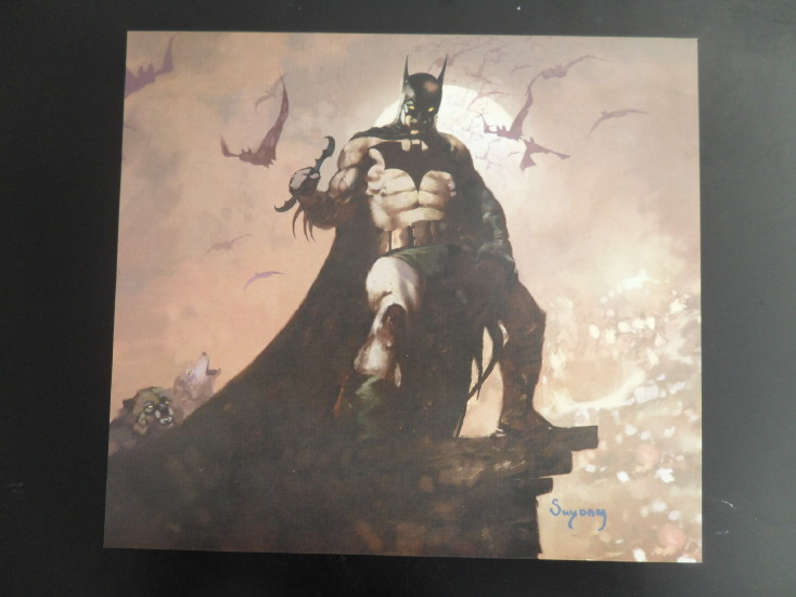 GREEN GALLERY Arthur_Suydam_-_Batman_art_print