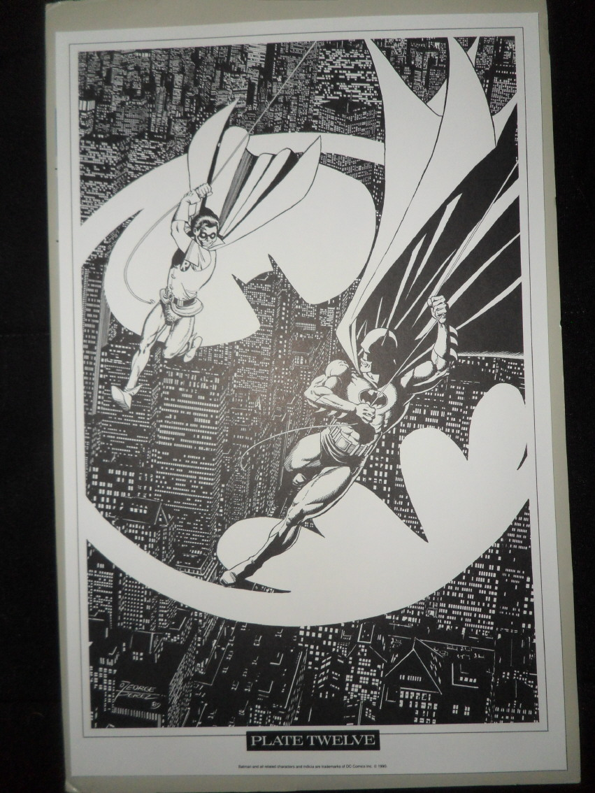 GREEN GALLERY George_Perez_Portfolio_Batman_Teen_Titans_12