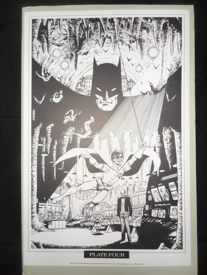 GREEN GALLERY George_Perez_Portfolio_Batman_Teen_Titans_4