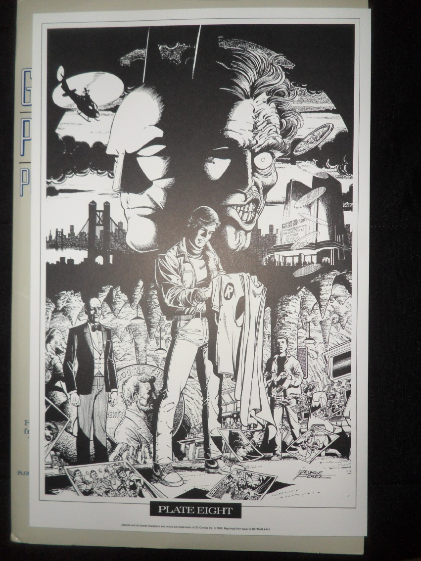GREEN GALLERY George_Perez_Portfolio_Batman_Teen_Titans_8