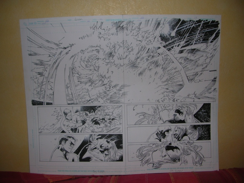 GREEN GALLERY GREEN_LANTERN__KYLE_RAINER__ION__GUARDIAN_OF_THE_UNIVERSE___5_oct_06