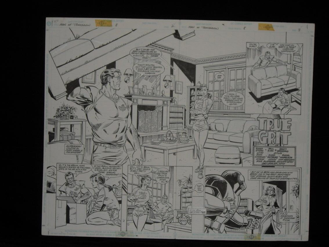 GREEN GALLERY - Page 2 Superman_The_Man_of_Tomorrow__8_brett_breding
