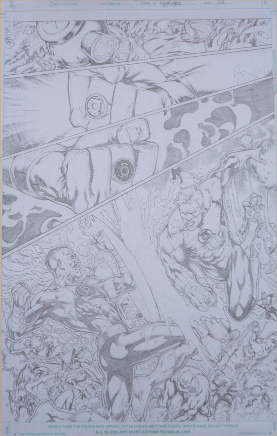 GREEN GALLERY - Page 2 Planche.green.lantern.guerre.des.couleurs2