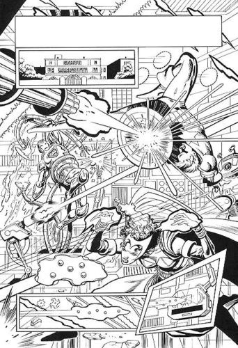 GREEN GALLERY AVENGERS_ANNUAL_2000_p15_SPLASH_NORM_BREYFOGLE