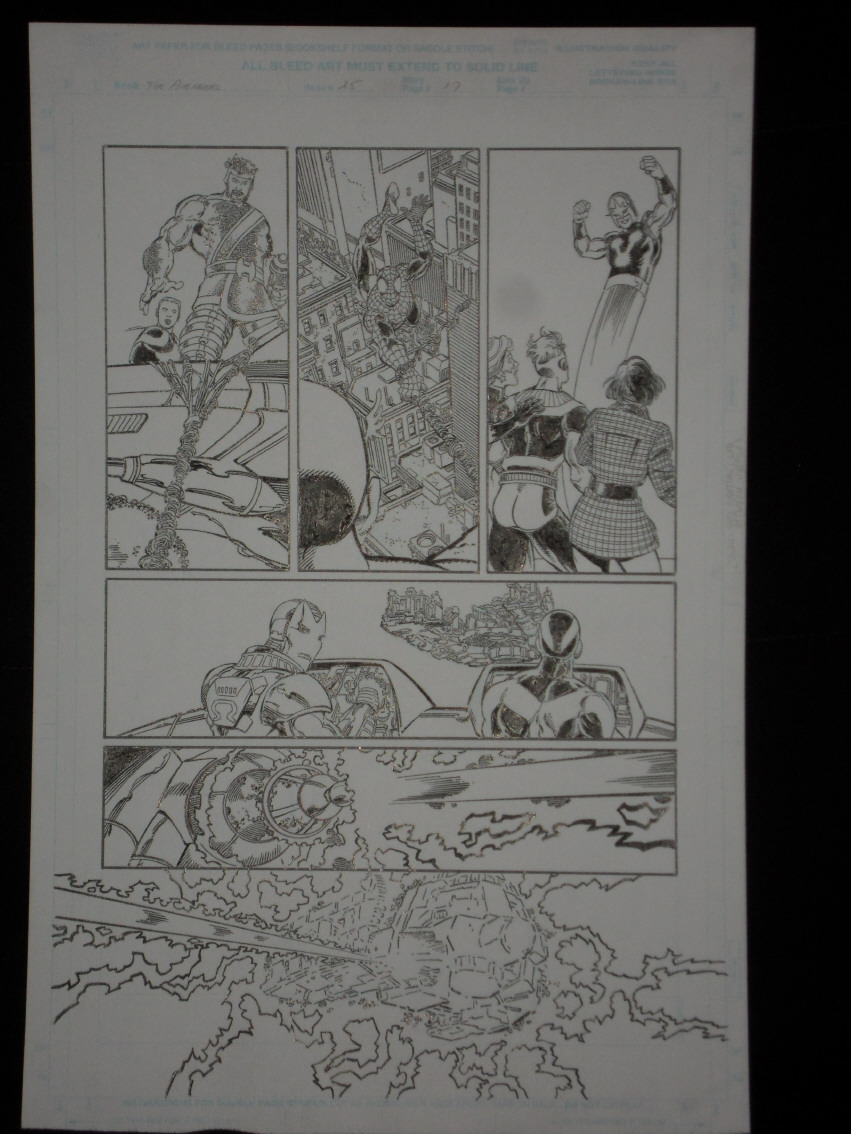 GREEN GALLERY - Page 2 AVENGERS__25_PG_17_GEORGE_PEREZ