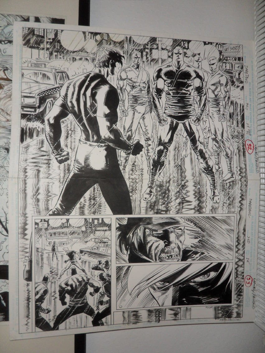 GREEN GALLERY - Page 3 DAREDEVIL_350_Double_Page._Ron_Wagner_Reinhold