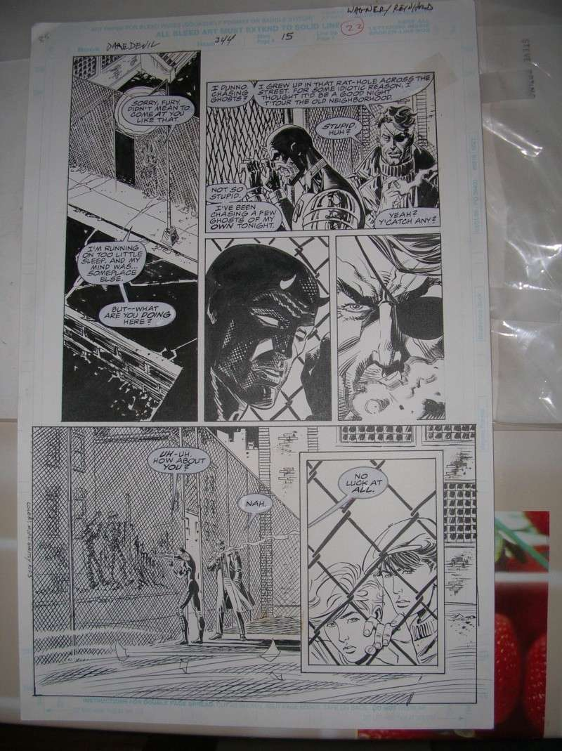 GREEN GALLERY DAREDEVIL__344_DE_RON_WAGNER_PUBLIE_EN_SEPT_95