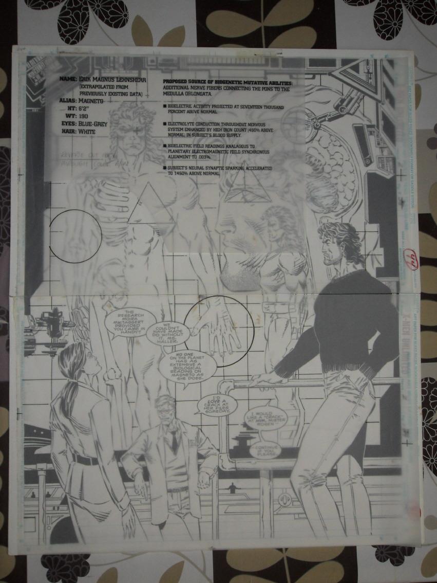 GREEN GALLERY - Page 2 Jan_Duursema__X-men_Unlimited__2_Page_44___45