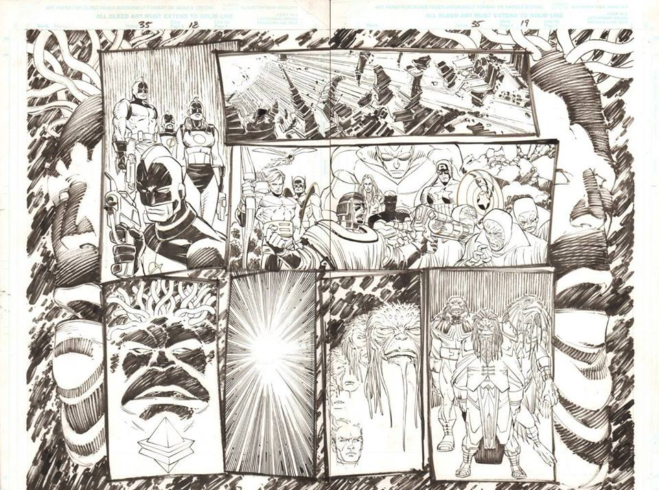 GREEN GALLERY - Page 34 Avengers__35_page_18__19_romita_jr