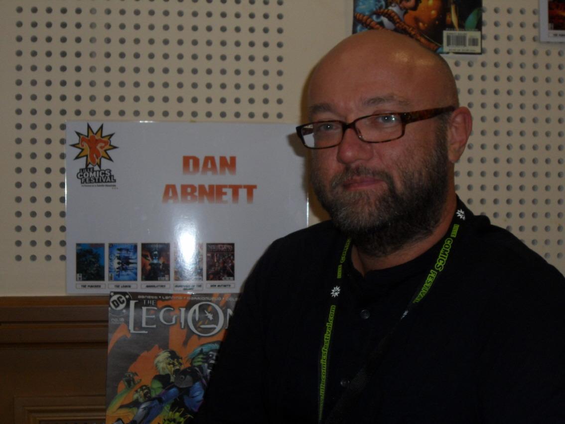 GREEN GALLERY - Page 2 DAN_ABNETT_FESTVAL_LILLE_2011