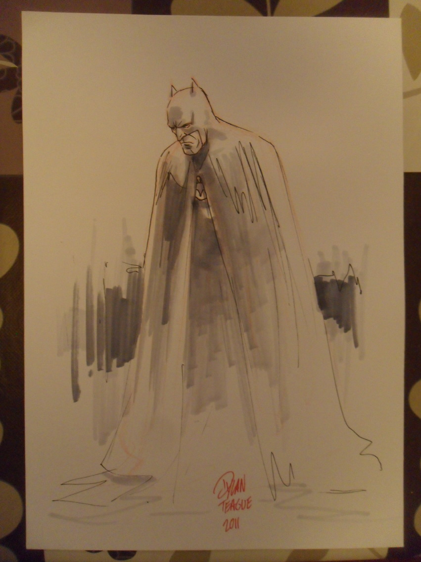 GREEN GALLERY - Page 2 Dylan_TEAGUE_FESTIVAL_LILLE_2001_BATMAN