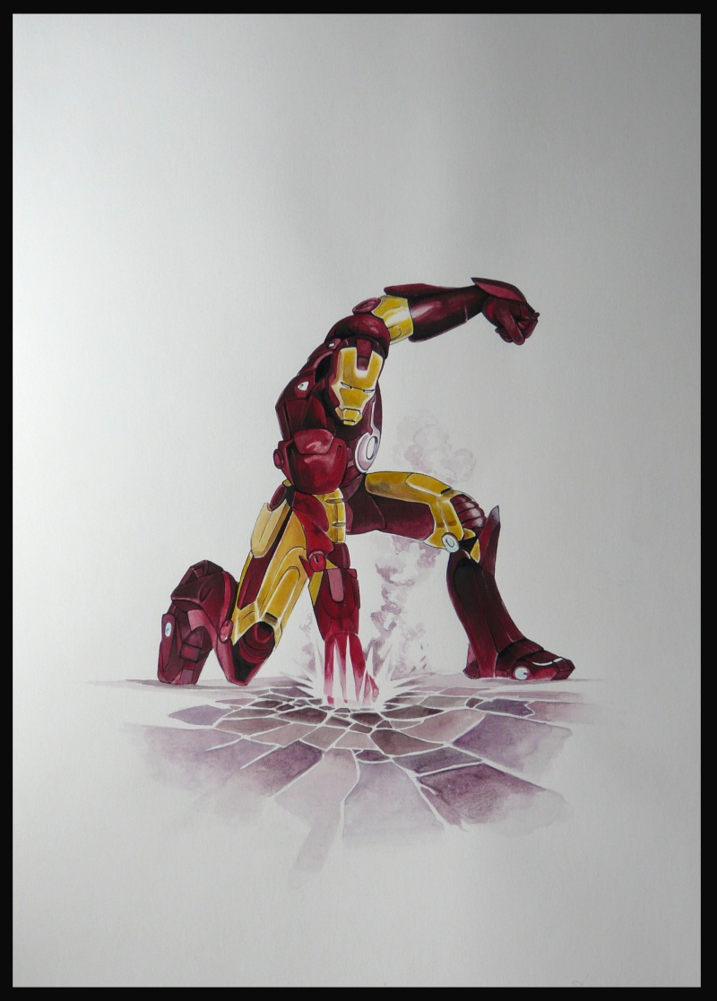 GREEN GALLERY SOLAKINE_iron_man