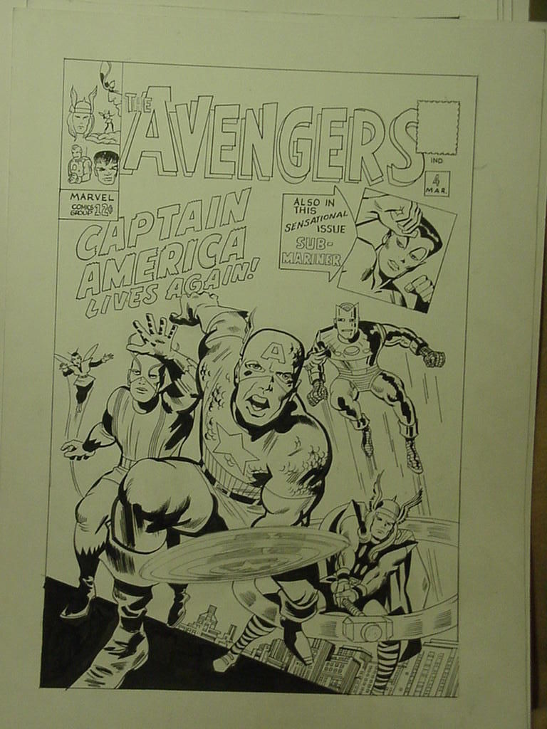 GREEN GALLERY - Page 17 Avengers_cover_gabriele_angel