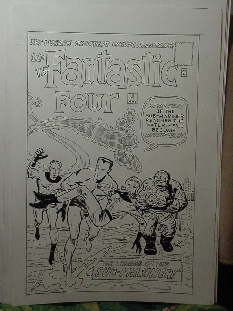 GREEN GALLERY - Page 17 Fantastic_four_cover_gabriele_angel
