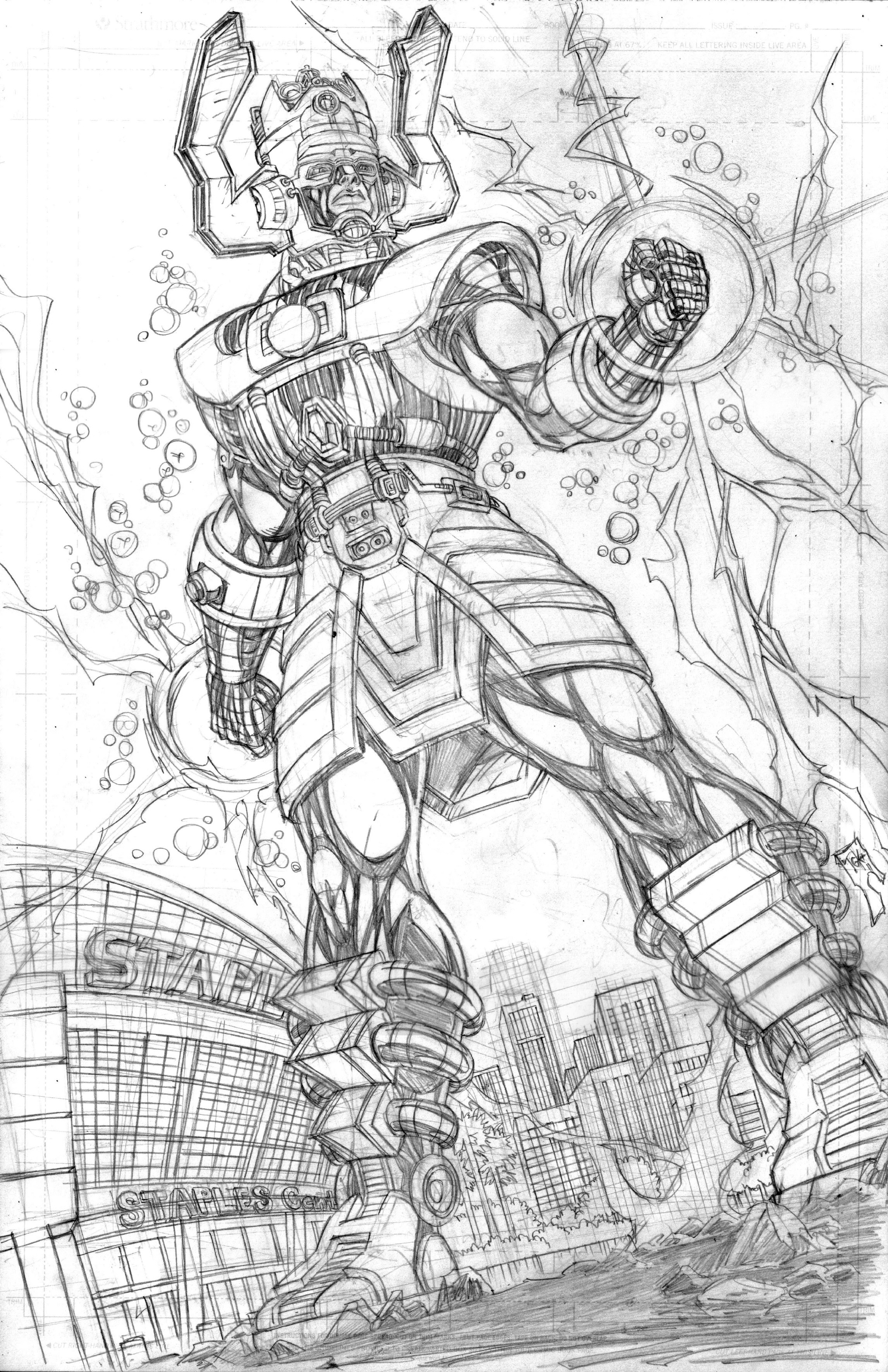 GREEN GALLERY - Page 3 Galactus2