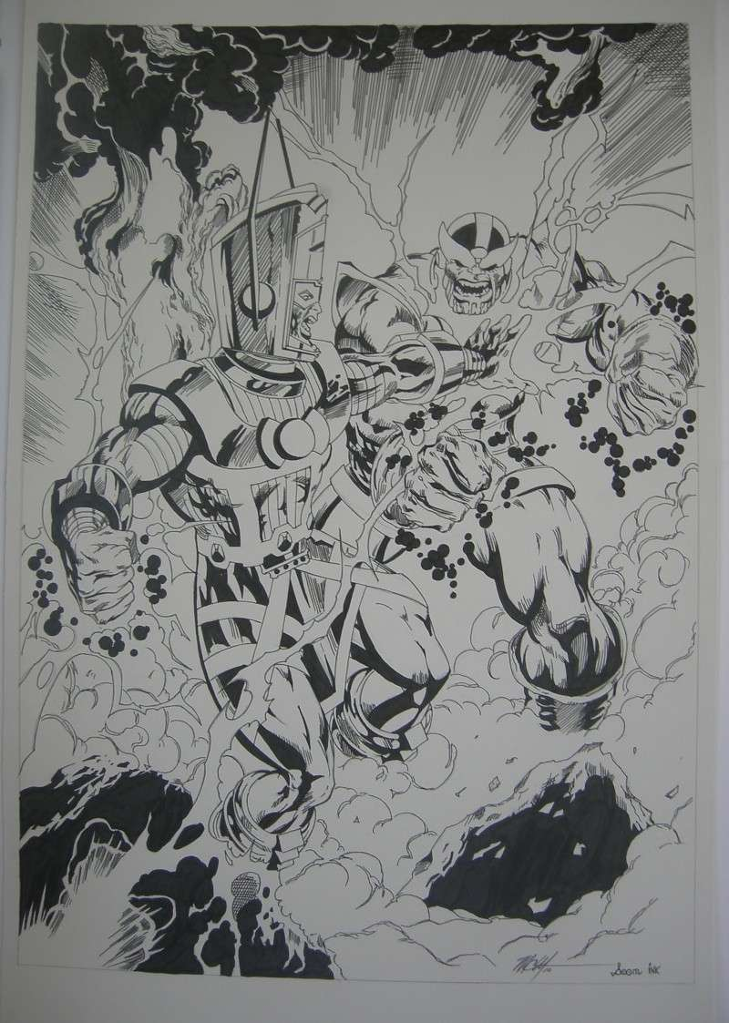 GREEN GALLERY - Page 2 Galactus_vs_thanos_finish_mc_wyman